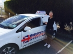 KAUTER BEN ABDELLAH passed with Independence Driving School