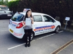 SHANNON MCMAHON passed with Independence Driving School
