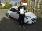 TOM FOSTER passed with Independence Driving School