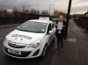 Hannah Lines passed with Independence Driving School