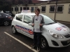 Jonathan Barlow passed with Independence Driving School