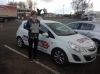 Adam Byard passed with Independence Driving School