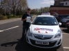 ALEX COLLINS passed with Independence Driving School