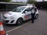 AMY PAYNE passed with Independence Driving School