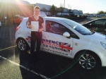 ANDY HENLEY passed with Independence Driving School