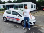 ANDY SOUTER passed with Independence Driving School