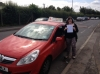 lynz passed with Independence Driving School