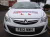 2012 corsa tuition vehicle passed with Independence Driving School