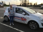 BECKY KIRKPATRICK passed with Independence Driving School
