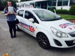 BETH SAMPSON passed with Independence Driving School