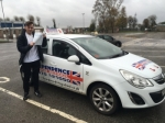 BRAD KNIGHT  passed with Independence Driving School