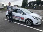 BRUCE HOODLESS passed with Independence Driving School