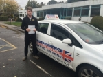 CHRISTOPHER DRAYCOTT passed with Independence Driving School