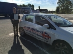Connor Adams  passed with Independence Driving School