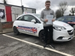 CURTIS WIDDOWSON passed with Independence Driving School