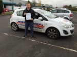 DANE THOMPSON passed with Independence Driving School