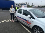 ELEANOR FLETTON  passed with Independence Driving School
