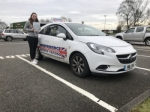 ELIZABETH CLAYTON  passed with Independence Driving School