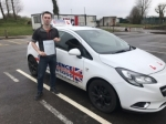 ELLIOTT WILLS passed with Independence Driving School