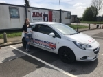 FREYA EYRE passed with Independence Driving School