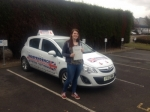 GABBY SMITH passed with Independence Driving School