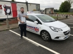 GARRY MOLLOY passed with Independence Driving School