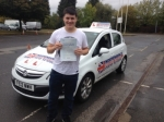 GEORGE KING passed with Independence Driving School