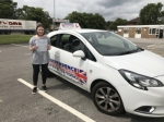 GEORGIA GRIFFIN passed with Independence Driving School