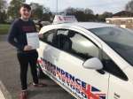 HENRY LONG passed with Independence Driving School