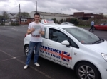 JACK GOODFELLOW passed with Independence Driving School
