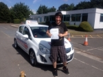 JASON BICKERS passed with Independence Driving School
