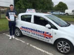 JOE JAMESON passed with Independence Driving School
