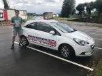 JOE SMEDLEY passed 18/08/2017 passed with Independence Driving School