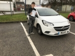 JORDAN POTTER passed with Independence Driving School