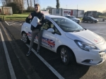 JORDAN WAITE passed with Independence Driving School