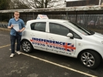 JOSH BEERS passed with Independence Driving School