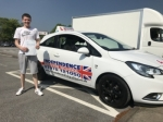 JOSH LLOYD passed with Independence Driving School