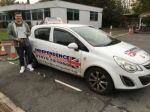 JOSH WARDLE passed with Independence Driving School