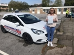 KAREN WINFIELD passed with Independence Driving School