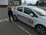 KASIA RENC  passed with Independence Driving School