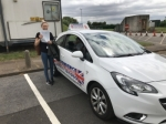 KIERA OAKLAND passed with Independence Driving School