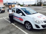 KIERAN WIDDOWSON passed with Independence Driving School