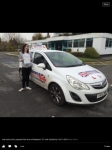 KIM BEECH passed with Independence Driving School