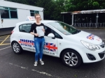 LAUREN DUMPER passed with Independence Driving School