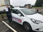 LEE FENTON  passed with Independence Driving School