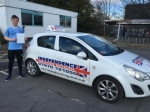 LEWIS BRADLEY passed with Independence Driving School