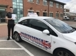LUKAS TOWNSEND passed 30/05/2017 passed with Independence Driving School