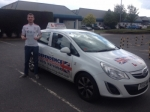 LUKE BRAMLEY passed with Independence Driving School
