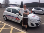 LUKE PRIDE passed with Independence Driving School