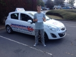LYNDON STEVENS  passed with Independence Driving School